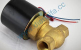 蒸汽电磁阀打不开是什么原因及处理方法