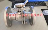 不锈钢法兰球阀Q41F-16P/25R/40RL_不锈钢球阀