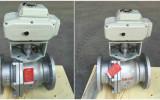 星图注册_电动铸钢球阀Q941F-16C,电动铸钢法兰球阀图片
