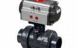 星图_关于气动球阀厂电动执行器的选型