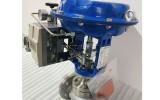 星图注册1960_气动调节阀的工作原理,气动调节阀结构原理