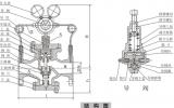 星图总代理_天然气减压阀的结构设计解析