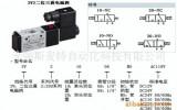 星图总代理亚德客电磁阀原理和结构品种